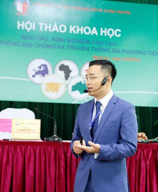 PGS.TS Đỗ Thị Thu Hằng: Với tác động mạnh mẽ của 4.0, nền báo chí Việt Nam đã có nhiều sự thay đổi Ảnh 4