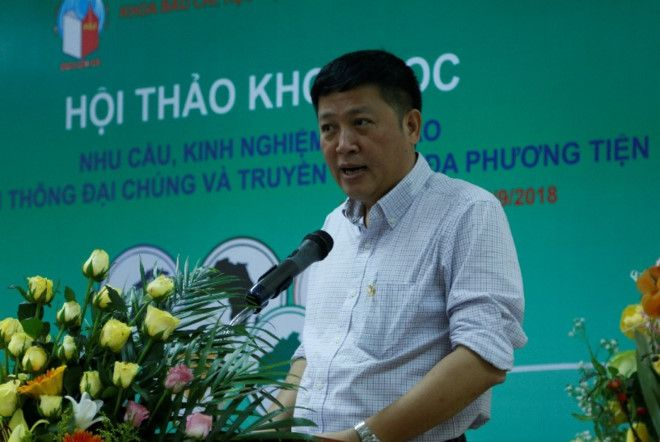 PGS.TS Đỗ Thị Thu Hằng: Với tác động mạnh mẽ của 4.0, nền báo chí Việt Nam đã có nhiều sự thay đổi Ảnh 2