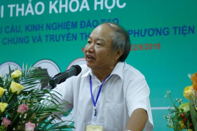 PGS.TS Đỗ Thị Thu Hằng: Với tác động mạnh mẽ của 4.0, nền báo chí Việt Nam đã có nhiều sự thay đổi Ảnh 5