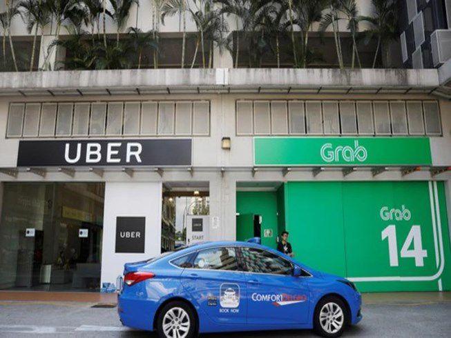 Grab VN nói gì sau án phạt thương vụ Grab mua Uber Ảnh 1