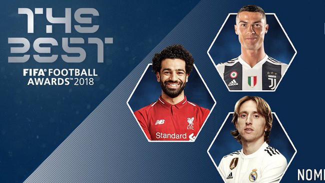 Lễ trao giải The Best 2018: Cuộc vui vắng Ronaldo, Messi Ảnh 1