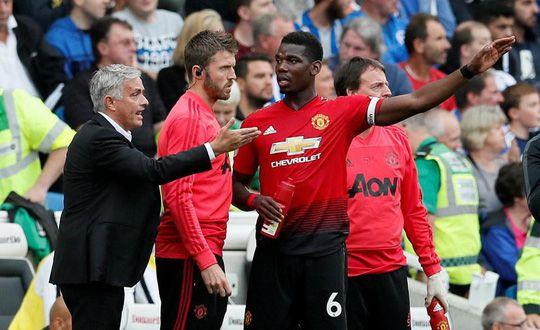 Bị chỉ trích, Pogba 'bật' lại Mourinho Ảnh 1