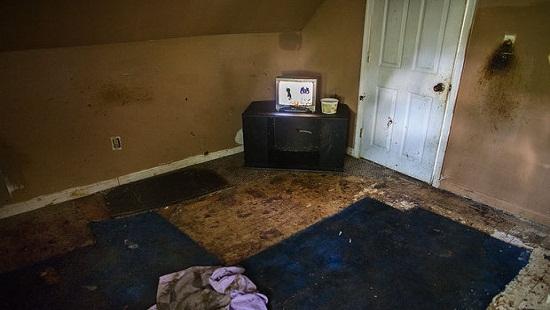 Nghi án người phụ nữ bị sát hại trong nhà vệ sinh Ảnh 1