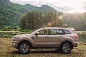 Ford Everest mới lần đầu tiên xuất hiện trong phân khúc SUV tại Việt Nam Ảnh 4