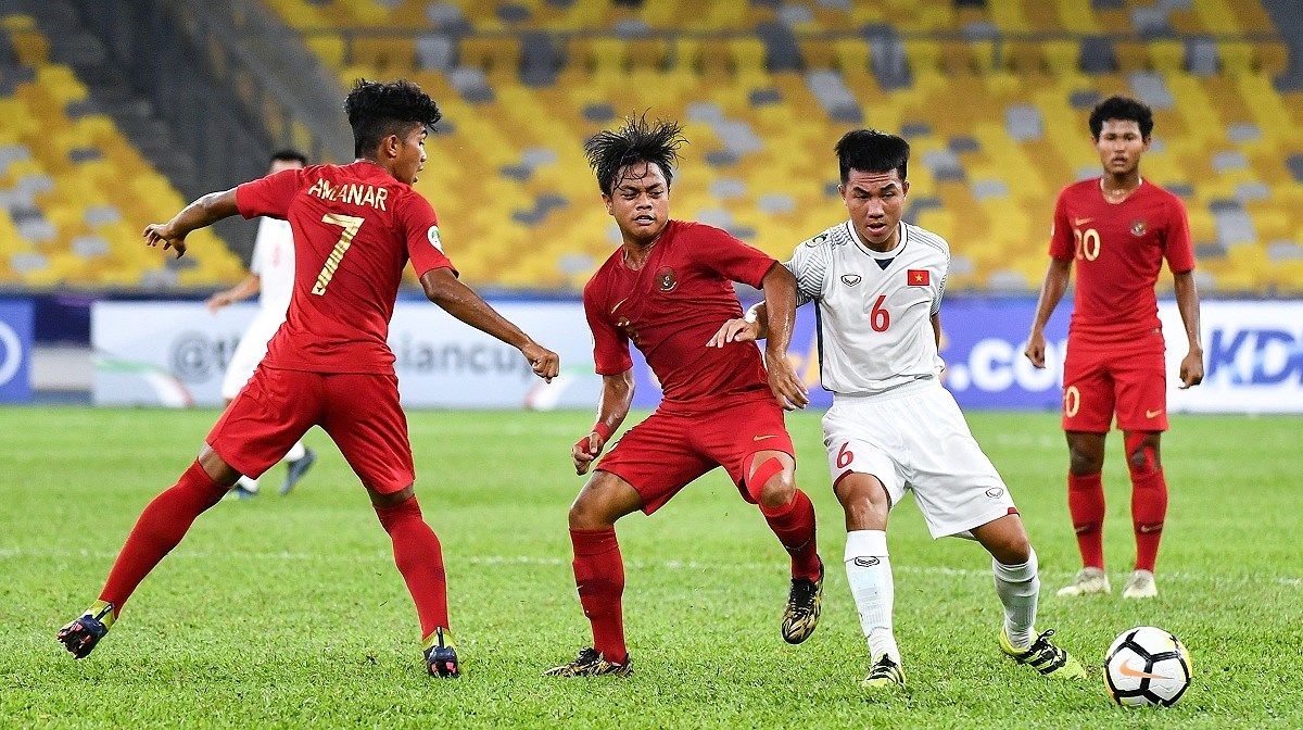 Hòa Indonesia, U16 Việt Nam đứng trước nguy cơ bị loại ở U16 châu Á Ảnh 1