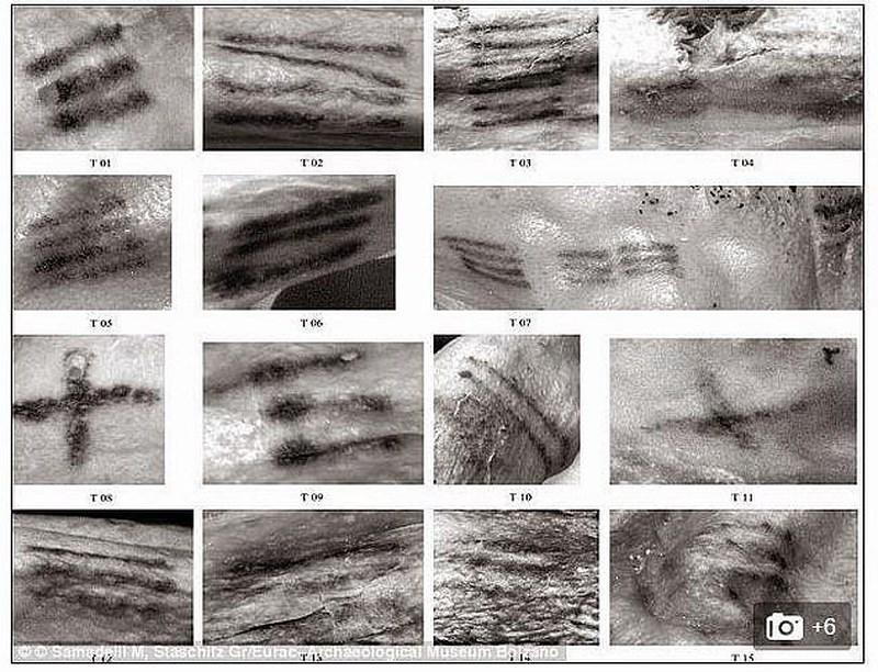 Giải mã hình xăm trên xác ướp Otzi 5.300 tuổi Ảnh 3