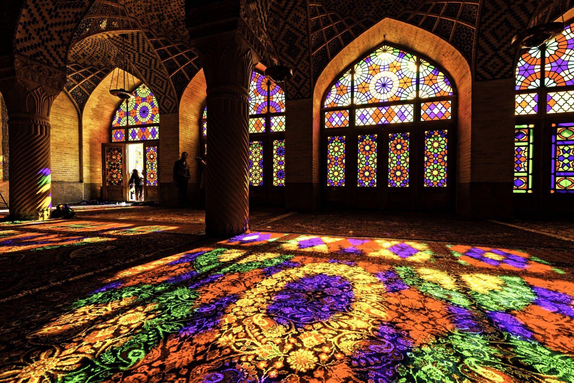 Nhà thờ Hồi giáo rực rỡ nhất thế giới có gì đặc biệt? Ảnh 5