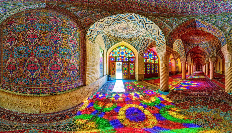 Nhà thờ Hồi giáo rực rỡ nhất thế giới có gì đặc biệt? Ảnh 6