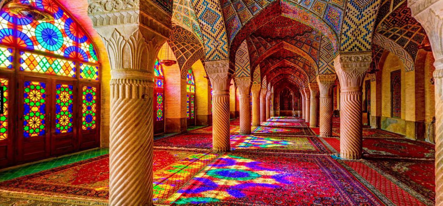 Nhà thờ Hồi giáo rực rỡ nhất thế giới có gì đặc biệt? Ảnh 8