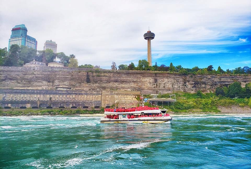 Thác Niagara khác lạ nhìn từ hai phía Mỹ và Canada Ảnh 9
