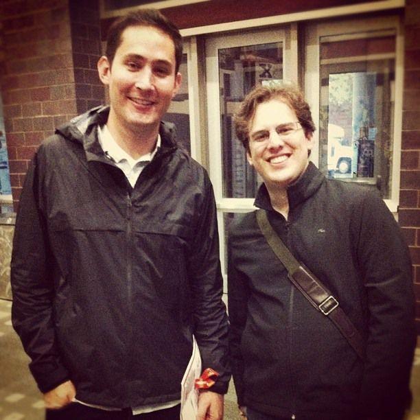 Sau nhiều lùm xùm, hai nhà sáng lập tuyên bố rời khỏi Instagram Ảnh 1