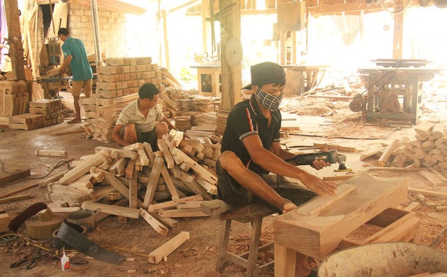 Huyện Thạch Thành thu hút đầu tư, phát triển công nghiệp - tiểu thủ công nghiệp Ảnh 1