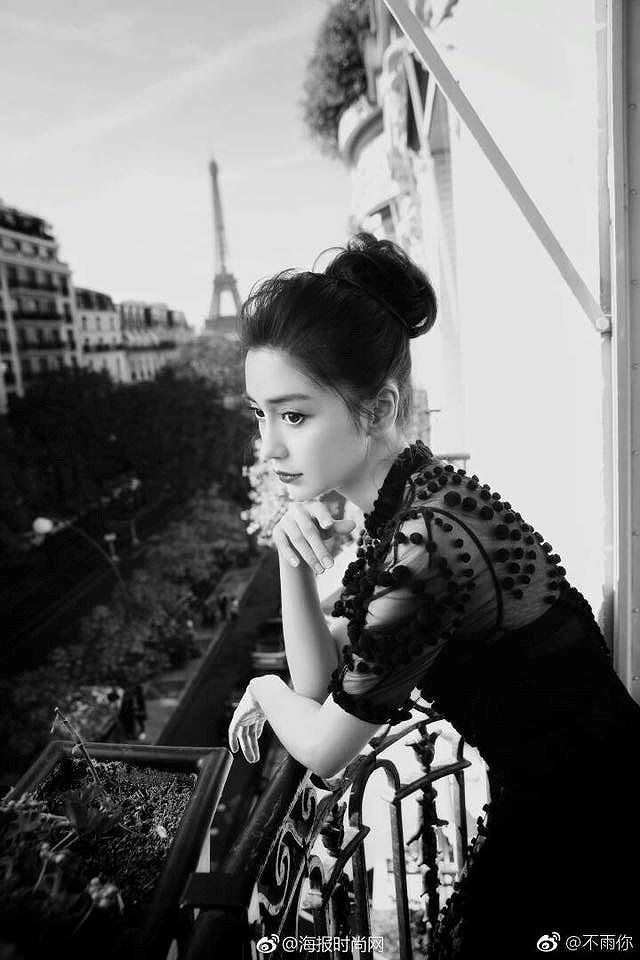 Angelababy đẹp tựa nữ thần giữa kinh đô thời trang Paris Ảnh 12