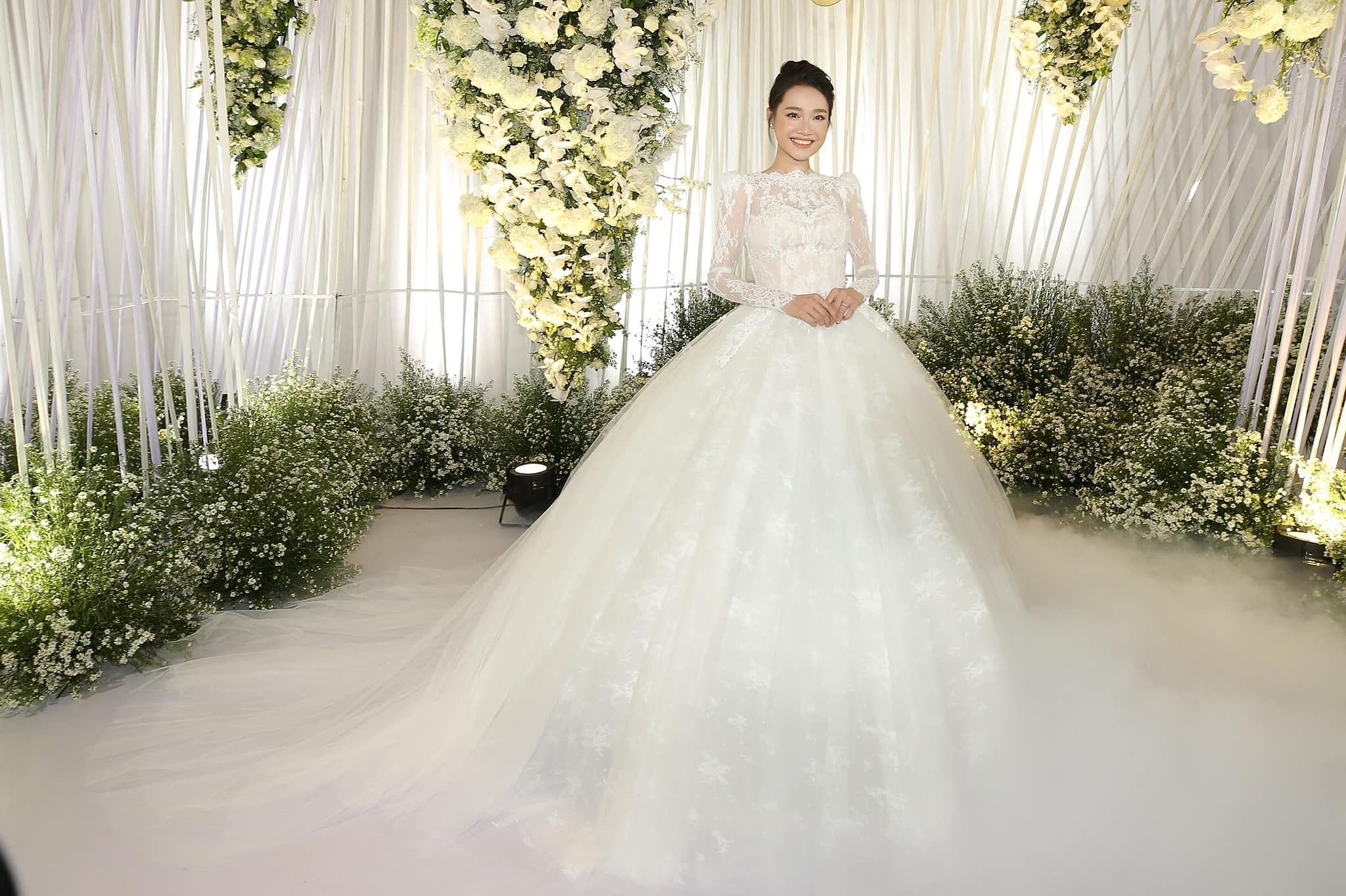 Tiệc cưới đẹp như cổ tích của Nhã Phương, Trường Giang Ảnh 5