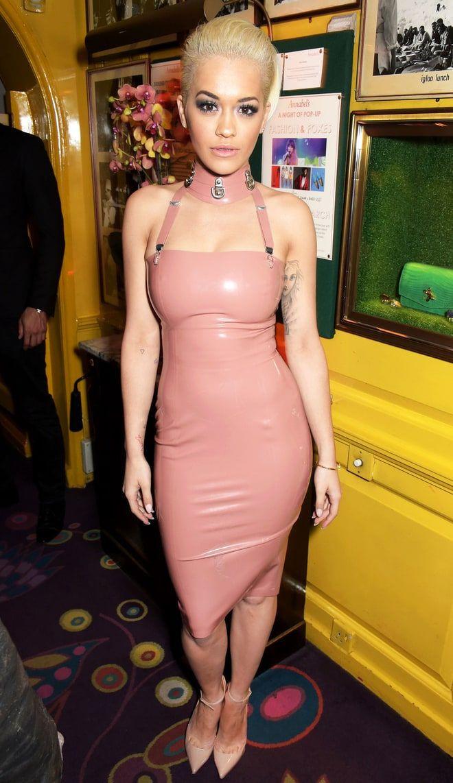 Người đẹp Hollywood chuộng váy cao su bó sát giống Kylie Jenner Ảnh 7