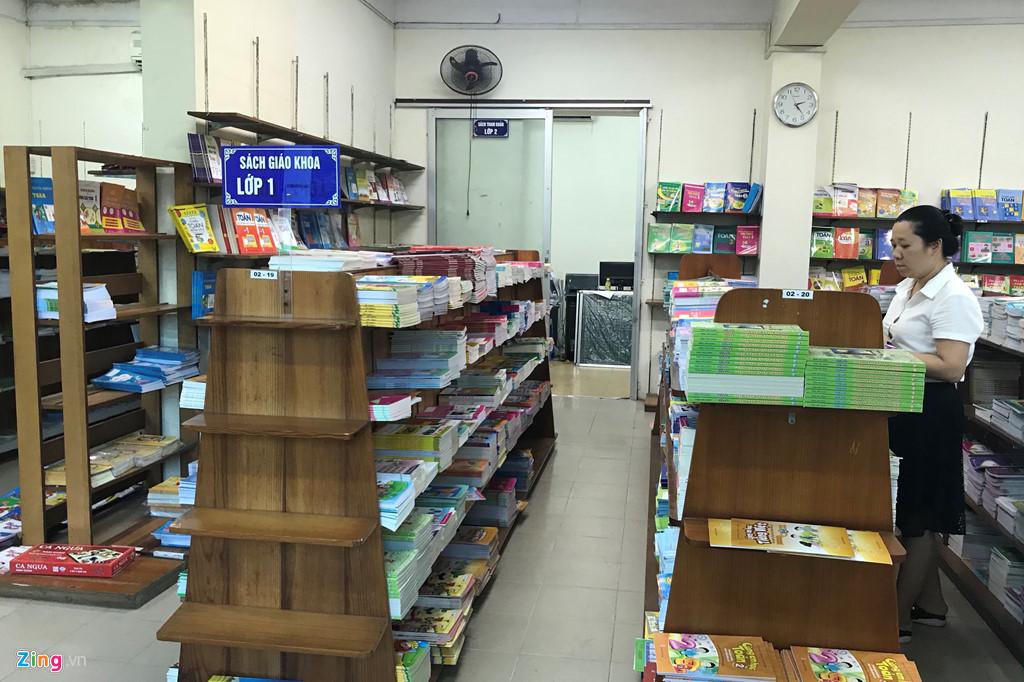 In sách giáo khoa lỗ, sao quỹ lương ở Nhà xuất bản Giáo dục vẫn tăng? Ảnh 2