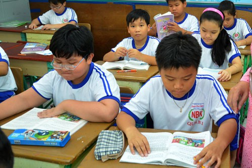 Sách giáo khoa: Độc quyền khép kín! Ảnh 1
