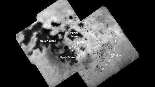 Siêu bão bụi mang dấu hiệu sự sống trên mặt trăng Sao Thổ Ảnh 3
