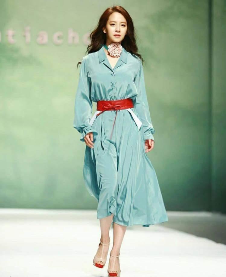 Mùa thu đã về đến cửa, mặc gì để đơn giản mà sành điệu như sao Hàn? Ảnh 24
