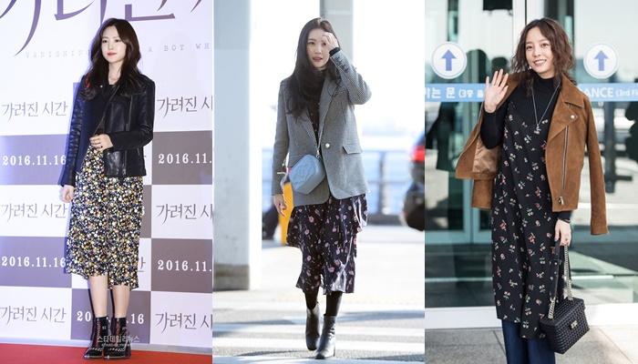 Mùa thu đã về đến cửa, mặc gì để đơn giản mà sành điệu như sao Hàn? Ảnh 23