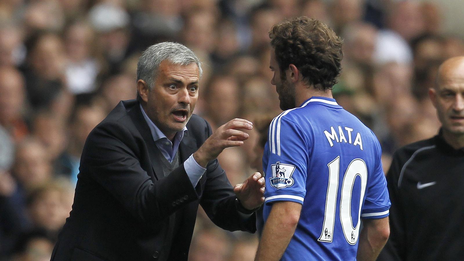 Pogba và những cầu thủ công khai đối đầu với HLV Mourinho Ảnh 9