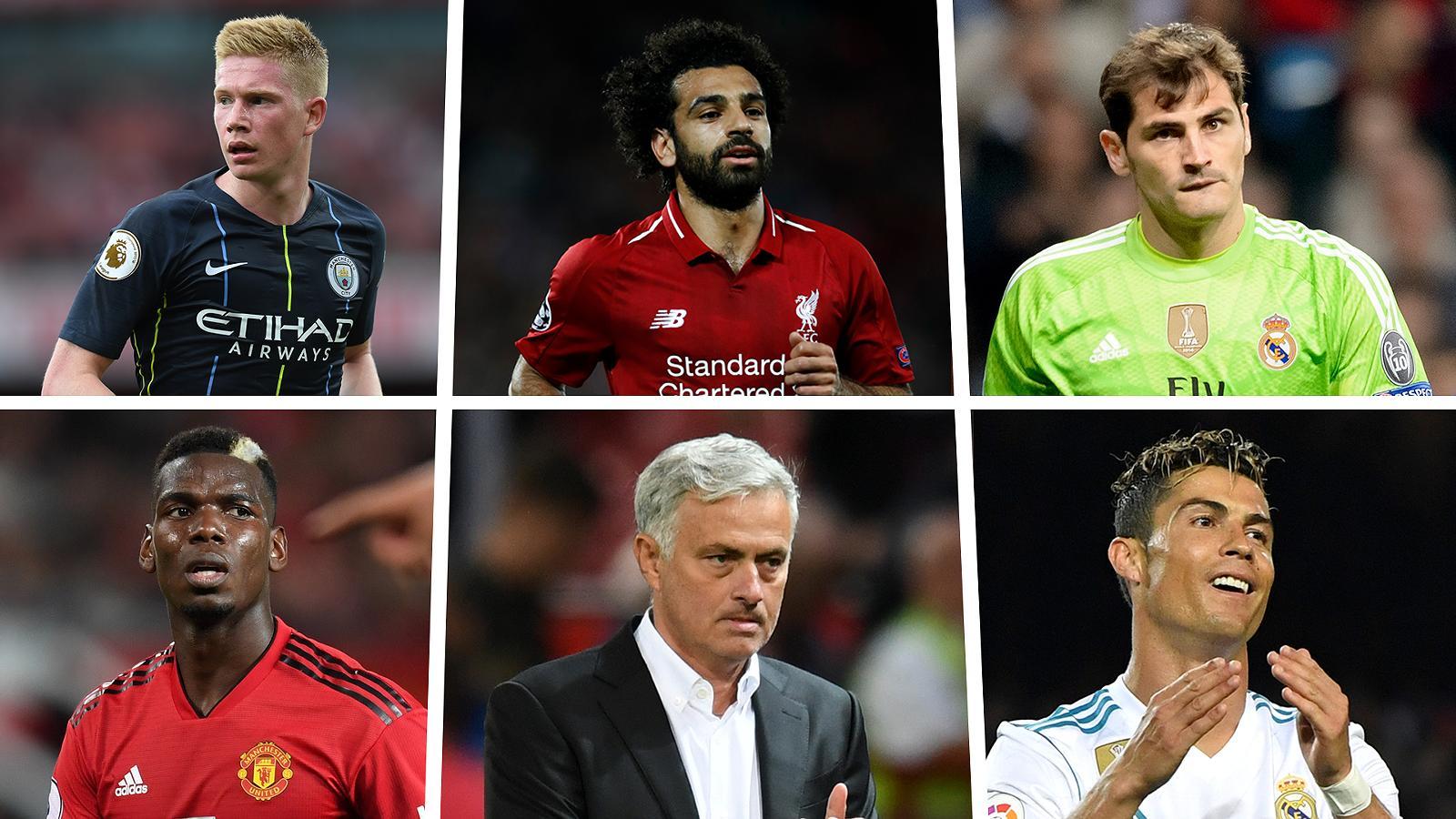 Pogba và những cầu thủ công khai đối đầu với HLV Mourinho Ảnh 1