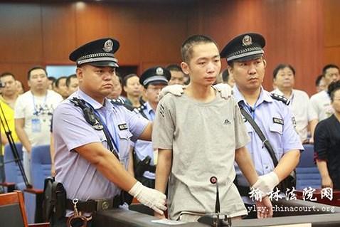 Trung Quốc tử hình kẻ đâm chết 9 học sinh Ảnh 1