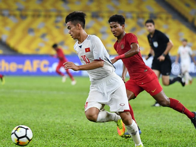 Tia hy vọng mong manh của U-16 Việt Nam Ảnh 1