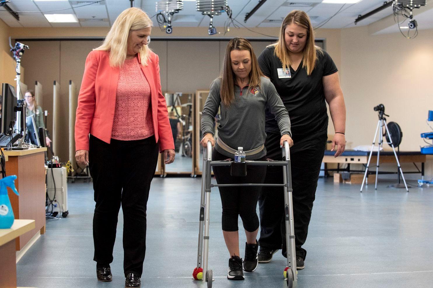 Hy vọng mới cho bệnh nhân bị liệt có thể đi lại bình thường Ảnh 1