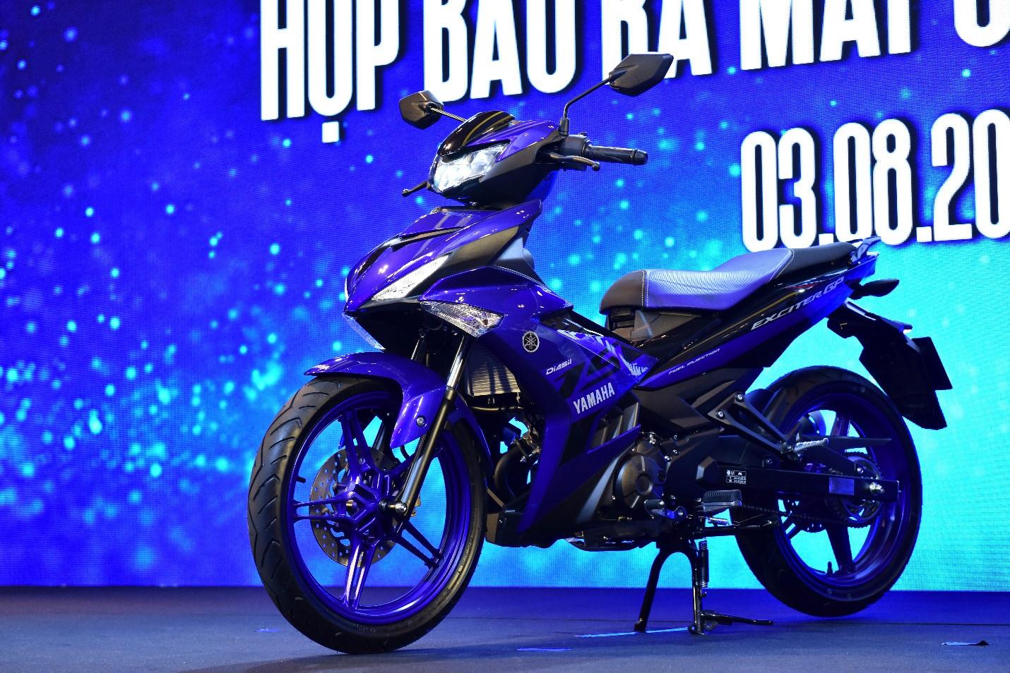 Yamaha Exciter 150 mới nâng cấp những gì? Ảnh 1