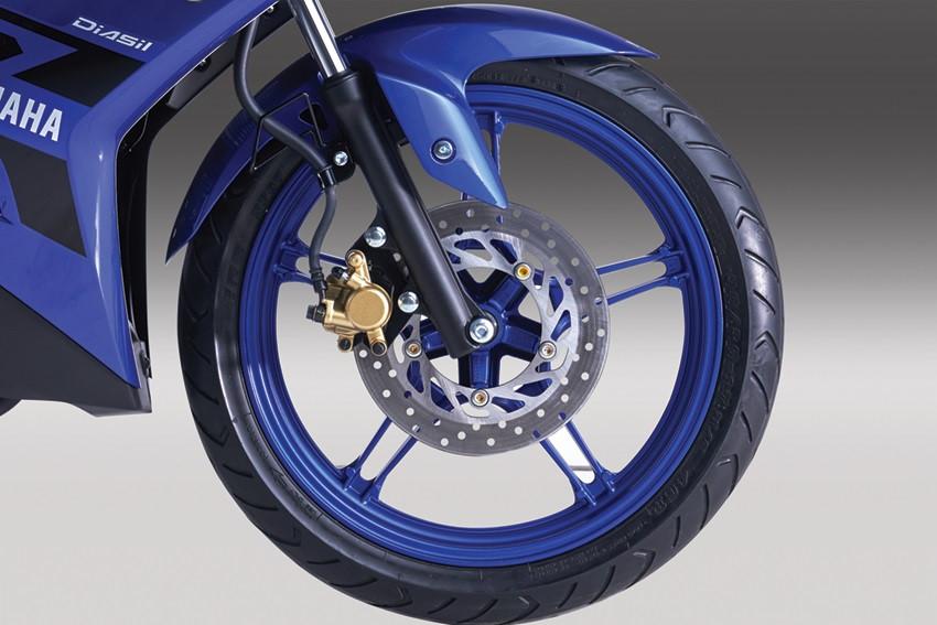 Yamaha Exciter 150 mới nâng cấp những gì? Ảnh 6
