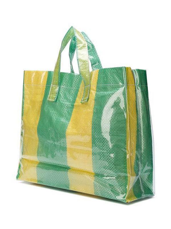 Chiếc túi chục triệu đồng như túi dứa đi chợ Ảnh 3