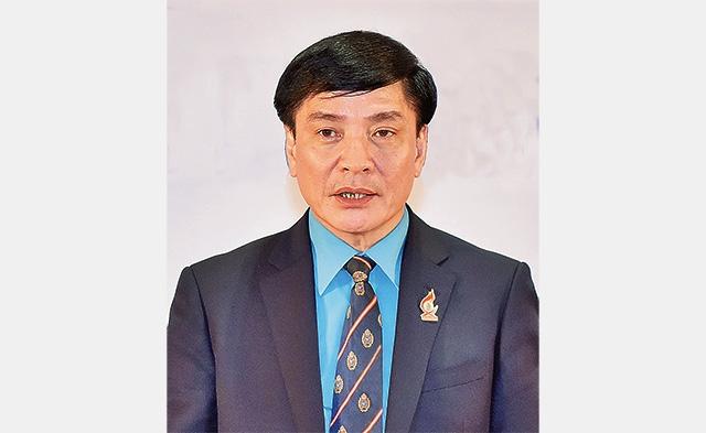 Danh sách Chủ tịch, các Phó Chủ tịch và Ủy viên Đoàn Chủ tịch Tổng LĐLĐ Việt Nam KHÓA XII Ảnh 1