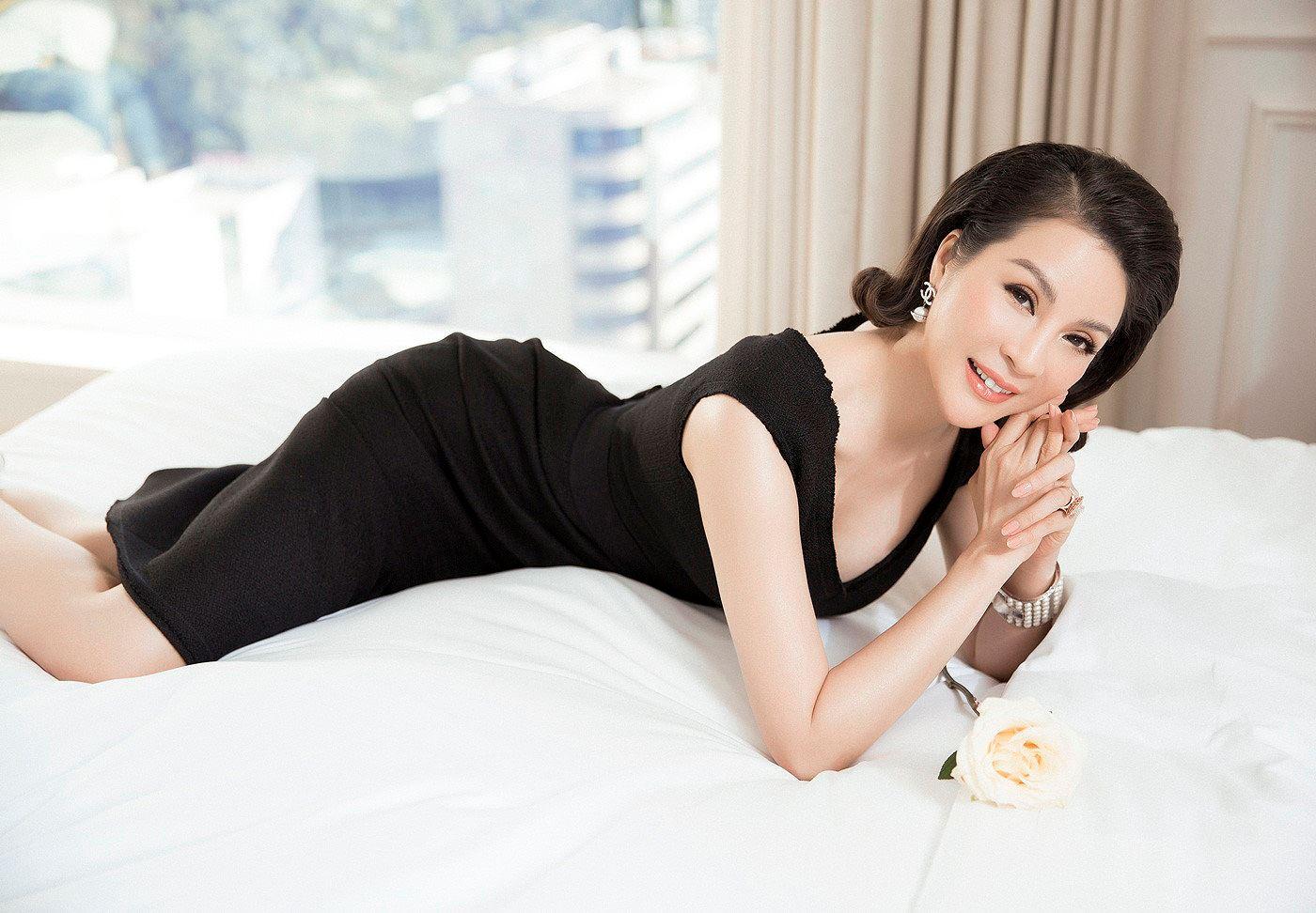 MC Thanh Mai 'đẹp không tì vết' ở tuổi 45 Ảnh 10