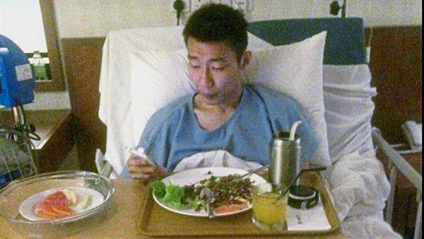 Ngôi sao cầu lông thế giới 36 tuổi mắc ung thư mũi Ảnh 1