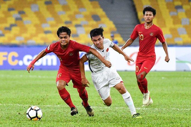 Trực tiếp U16 Indonesia vs U16 Ấn Độ: Vé tứ kết và ngôi đầu Ảnh 1