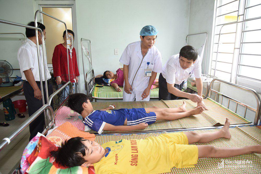 Ghi tại tâm vùng dịch sốt xuất huyết Ảnh 8