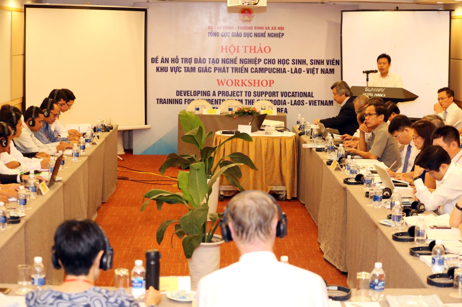 Xác định cụ thể nghề cần đào tạo khu vực tam giác phát triển Campuchia – Lào – Việt Nam Ảnh 1
