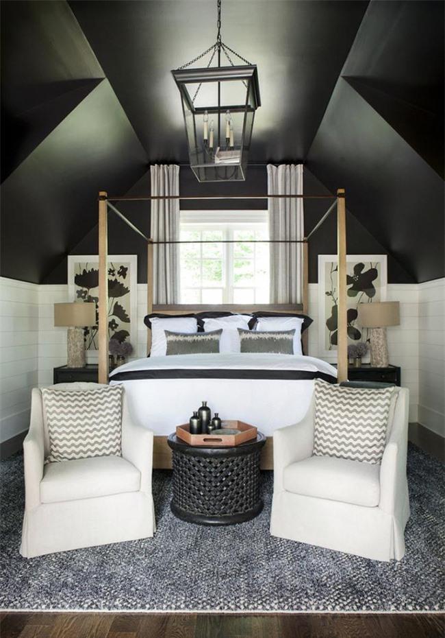 Những mẫu giường Canopy vừa đẹp vừa nữ tính khiến chị em mê mẩn Ảnh 10