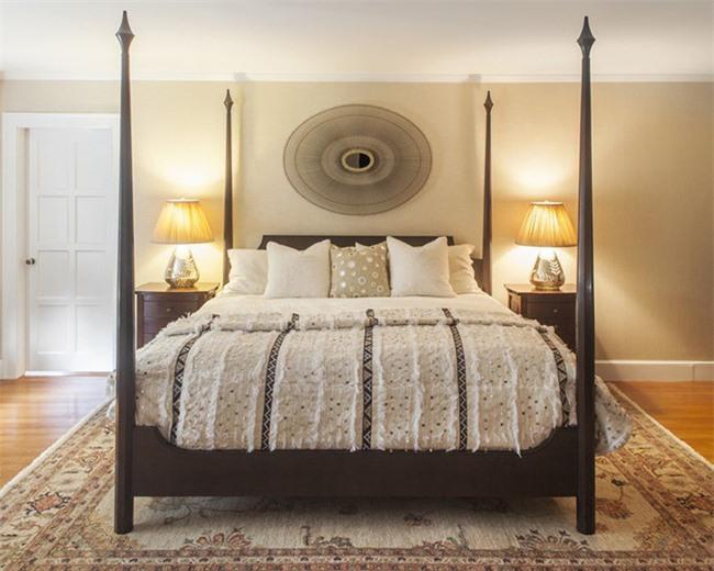 Những mẫu giường Canopy vừa đẹp vừa nữ tính khiến chị em mê mẩn Ảnh 17