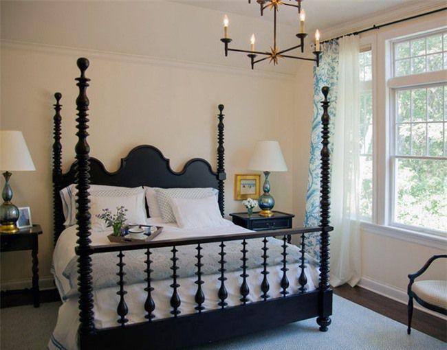 Những mẫu giường Canopy vừa đẹp vừa nữ tính khiến chị em mê mẩn Ảnh 6