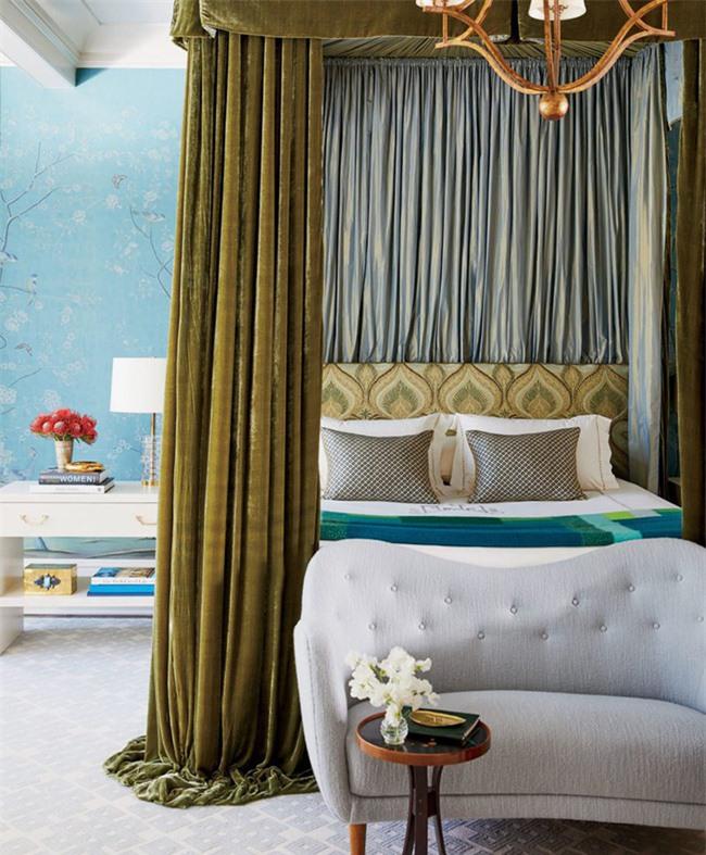 Những mẫu giường Canopy vừa đẹp vừa nữ tính khiến chị em mê mẩn Ảnh 16