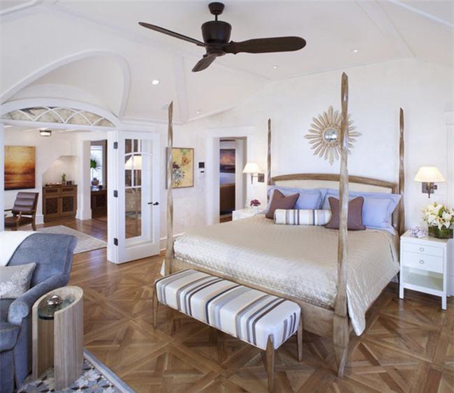 Những mẫu giường Canopy vừa đẹp vừa nữ tính khiến chị em mê mẩn Ảnh 8