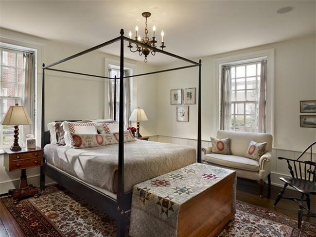 Những mẫu giường Canopy vừa đẹp vừa nữ tính khiến chị em mê mẩn Ảnh 18
