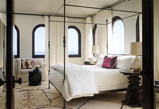 Những mẫu giường Canopy vừa đẹp vừa nữ tính khiến chị em mê mẩn Ảnh 9