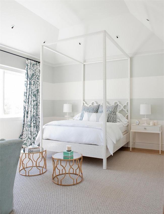 Những mẫu giường Canopy vừa đẹp vừa nữ tính khiến chị em mê mẩn Ảnh 7