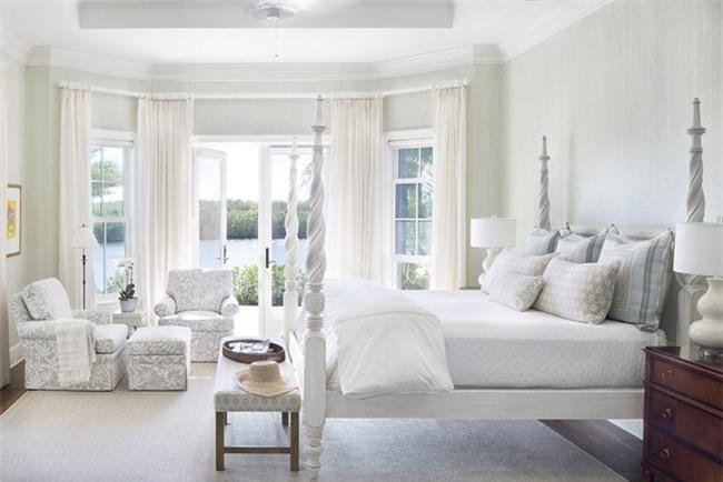 Những mẫu giường Canopy vừa đẹp vừa nữ tính khiến chị em mê mẩn Ảnh 13