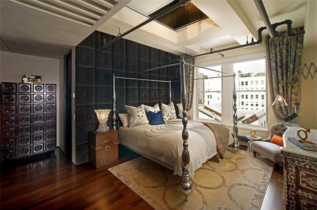 Những mẫu giường Canopy vừa đẹp vừa nữ tính khiến chị em mê mẩn Ảnh 4