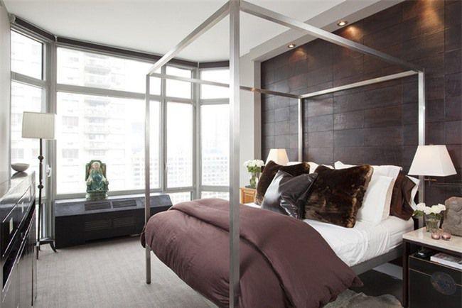 Những mẫu giường Canopy vừa đẹp vừa nữ tính khiến chị em mê mẩn Ảnh 20