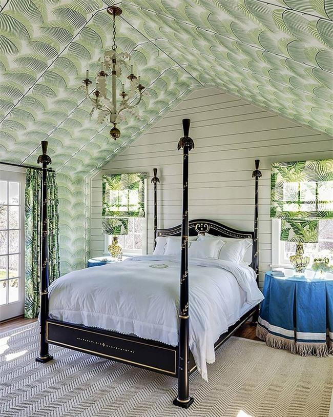 Những mẫu giường Canopy vừa đẹp vừa nữ tính khiến chị em mê mẩn Ảnh 1